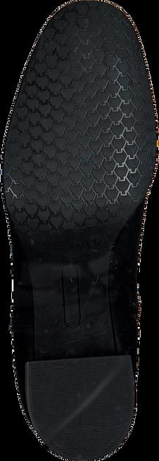 Zwarte NOTRE-V Enkellaarsjes 44137  - large