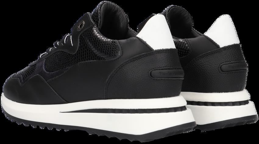 Zwarte FLORIS VAN BOMMEL Lage sneakers 85351  - larger