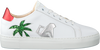 Witte NUBIKK Sneakers JOLIE JUNGLE  - small