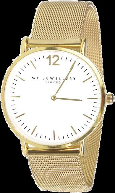 Gouden MY JEWELLERY Horloge MY JEWELLERY LIMITED WATCH - large