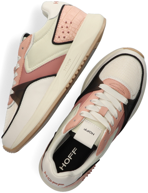 Roze THE HOFF BRAND Lage sneakers MONTI - large