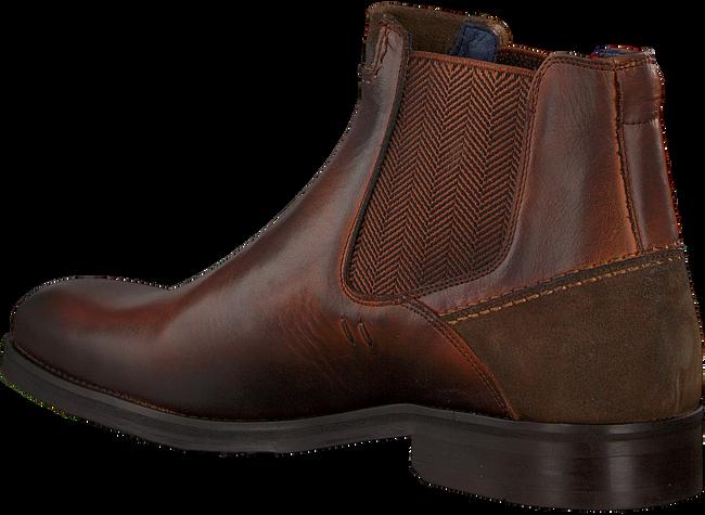 Bruine OMODA Chelsea boots 36490 - large