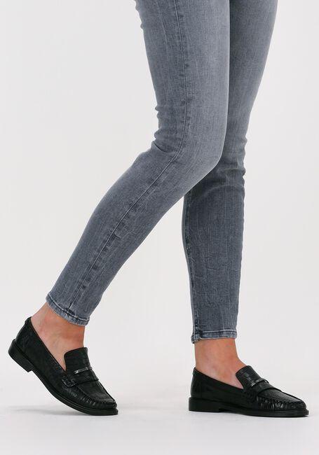 Zwarte FLORIS VAN BOMMEL Loafers 85439  - large