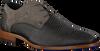 Grijze REHAB Nette schoenen SOLO ZIGZAG  - small