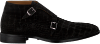 Zwarte MAZZELTOV Nette schoenen 4144  - medium
