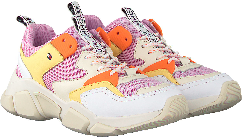 fea3da579a30c4 Roze TOMMY HILFIGER Sneakers WMN CHUNKY - Omoda.nl