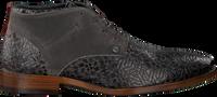 Grijze REHAB Nette schoenen SALVADOR WEAVE  - medium