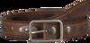 Bruine SENDRA Riem 1155 - small