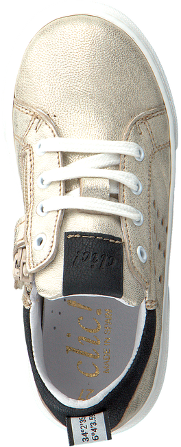 Gouden CLIC! Sneakers 9754 - large
