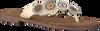 Witte LAZAMANI Slippers 75.451  - small
