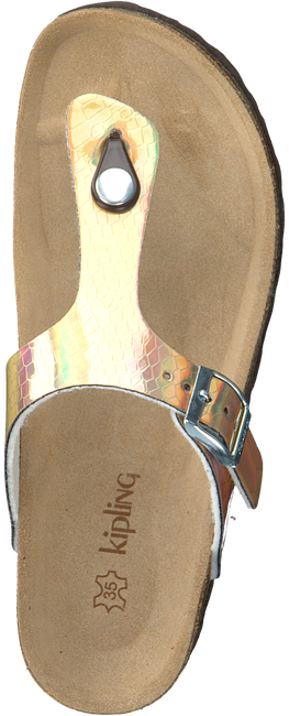 Gouden KIPLING Slippers MARIA 3 CRY  - large