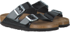 Zwarte BIRKENSTOCK PAPILLIO Slippers ARIZONA DAMES  - small