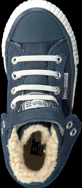 Blauwe BRITISH KNIGHTS Sneakers ROCO - large