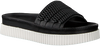 Zwarte KENDALL & KYLIE Slippers INDIE - small