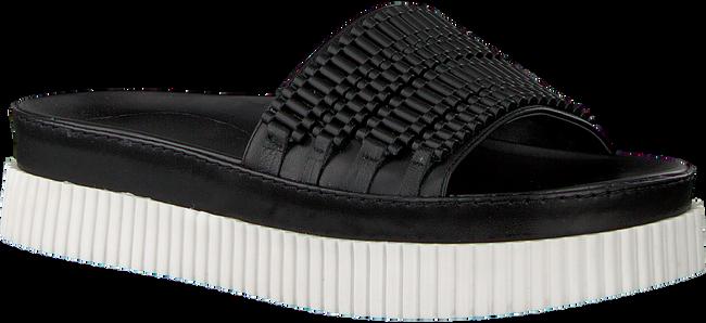 Zwarte KENDALL & KYLIE Slippers INDIE - large