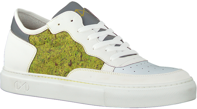 Witte NAT-2 Lage sneakers MOSS GREEN  - large