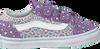 Paarse VANS Sneakers TD OLD SKOOL V - small