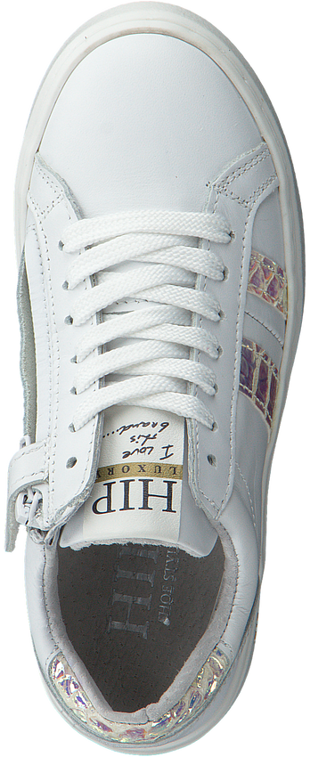 Witte HIP Sneakers H1750 - larger