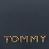 Blauwe TOMMY HILFIGER Portemonnee ITEM STATEMENT MED ZA  - small