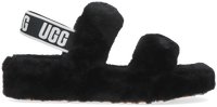 Zwarte UGG Pantoffels W OH YEAH  - medium