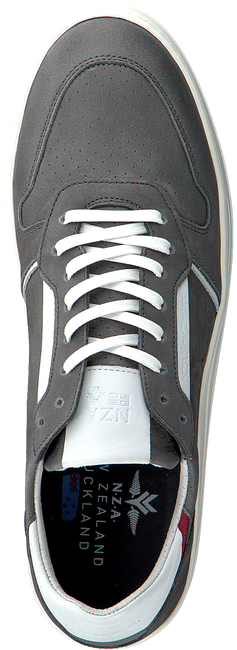 Grijze NZA NEW ZEALAND AUCKLAND Sneakers KUROW II - large