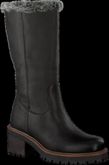 Zwarte VERTON Hoge laarzen BERLIJN  - large