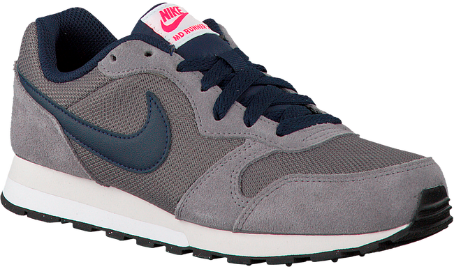 Grijze NIKE Sneakers MD RUNNER 2 (GS)  - large