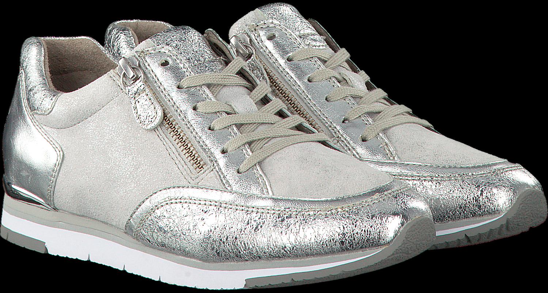 Zilveren GABOR Sneakers 323 Omoda.nl