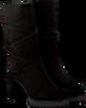 Zwarte UNISA Lange laarzen KUBAN  - small
