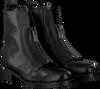 Zwarte VIA VAI Enkellaarsjes 5105018 - small