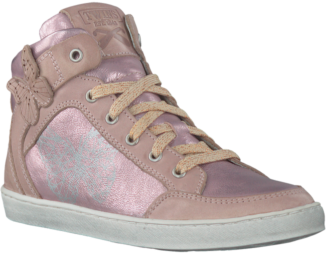 Roze TWINS Sneakers 317020  - large