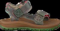 Groene SHOESME Sandalen OU8S115 - medium