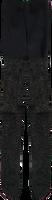 Zwarte LE BIG Sokken SPARKLE TIGHT - medium