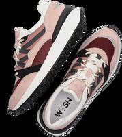 Roze WYSH Lage sneakers ARIEL  - medium