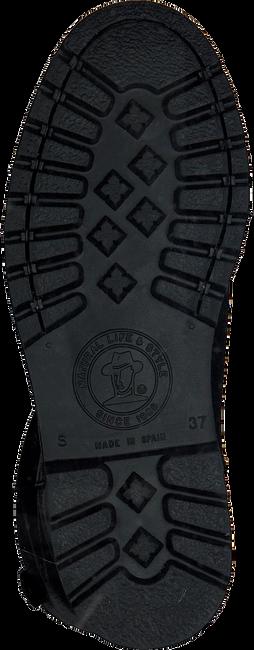 Zwarte PANAMA JACK Lange laarzen BAMBINA B60 - large