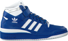 Blauwe ADIDAS Sneakers FORUM MID J  - small