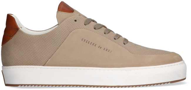 Beige CYCLEUR DE LUXE Lage sneakers ICELAND - large