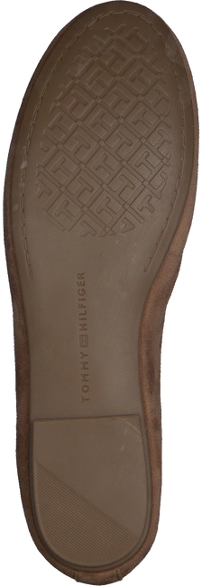 Beige TOMMY HILFIGER Ballerina's CLAUDIA 1B  - large