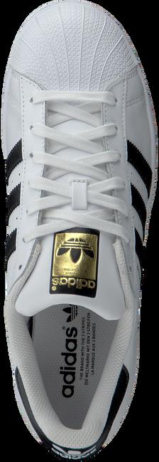 Witte ADIDAS Sneakers SUPERSTAR HEREN  - large