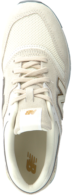 Beige NEW BALANCE Sneakers WL697  - large
