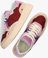 Paarse SCOTCH & SODA Lage sneakers ELLI  - medium