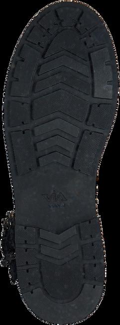 Zwarte VIA VAI Veterboots ALEXIS ZOEY - large