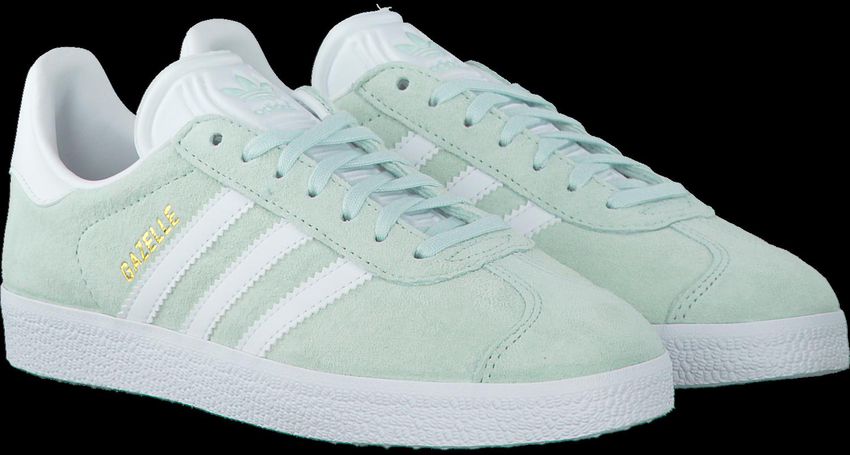 Groene ADIDAS Sneakers GAZELLE DAMES - Omoda.nl