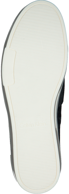 Zwarte CALVIN KLEIN Slip-on sneakers  E5681  - large