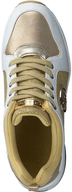 Gouden GUESS Lage sneakers JARYDS  - large