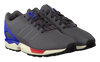Grijze ADIDAS Sneakers ZX FLUX KIDS  - small