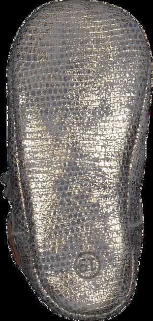 Zilveren DEVELAB Babyschoenen 41017 - large