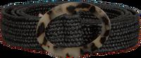 Zwarte BECKSONDERGAARD Riem ZIA SOLID  - medium