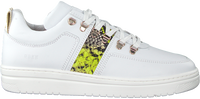 Witte NUBIKK Lage sneakers YEYE MAZE WOMEN  - medium
