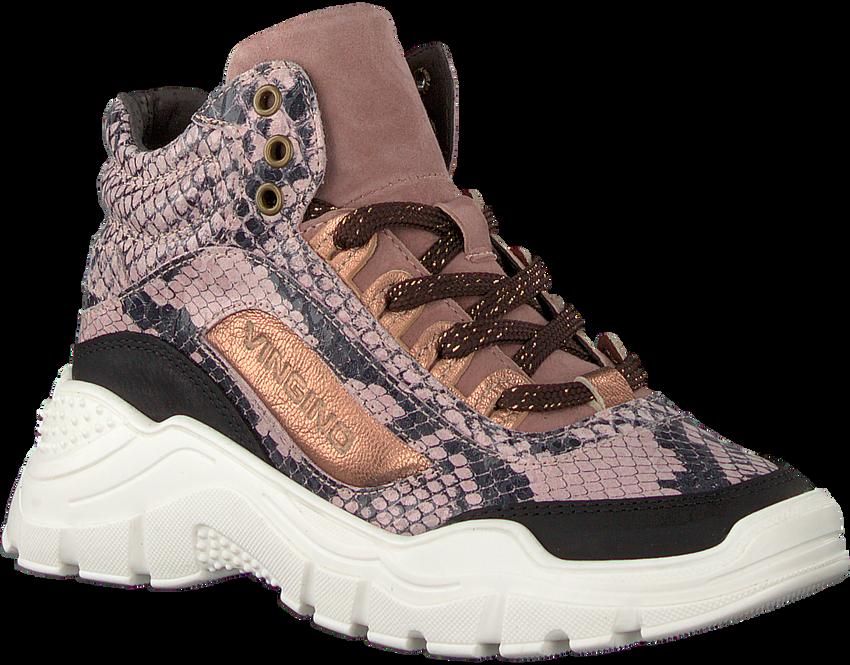 Roze VINGINO Sneakers SABIA LOW  - larger